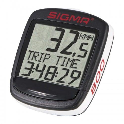 Вело компютър Sigma Sport Base 800