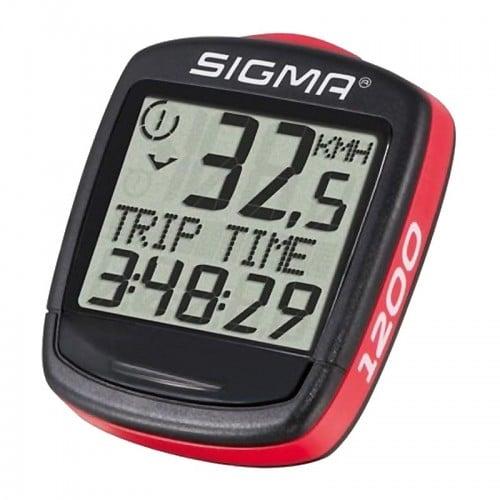 Вело компютър Sigma Sport Base 1200