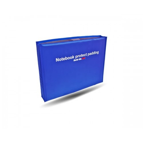 Джоб за notebook MSX син