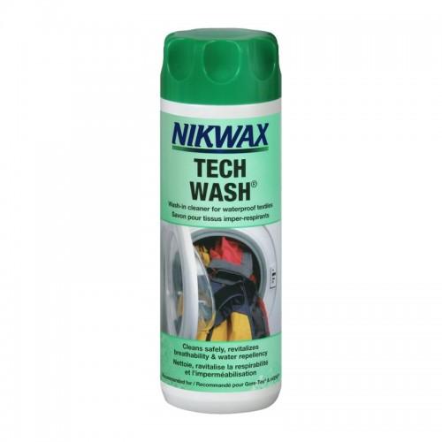 Почистващ препарат за водоустойчиви материи Nikwax Tech Wash