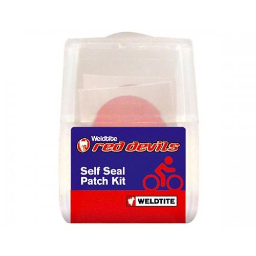 Комплект самозалепващи лепенки Weldtite Red Devils