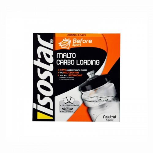 Високовъглехидратна разтворима напитка Isostar Malto Carbo
