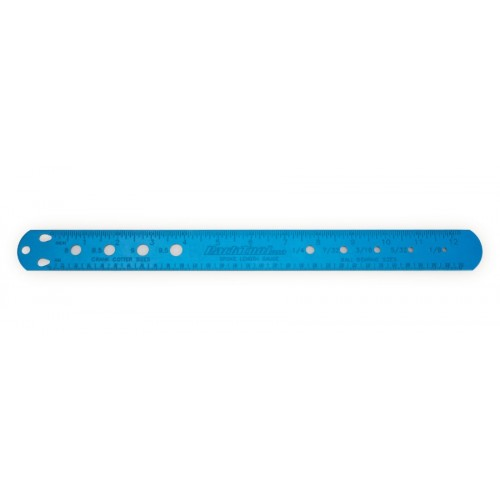 Линийка за спици, сачми и щифтове Park Tool SBC-1