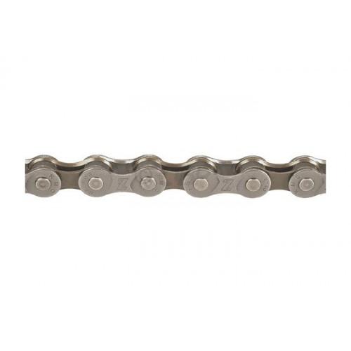 Верига KMC Z72 8с 114 MTB/шосе сребрист кафяв