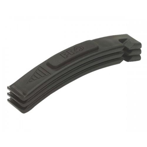 Щанга за гума Pro PVC черни 3 бр.