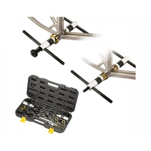 Комплект инструменти за ос касета BSA IceToolz E171