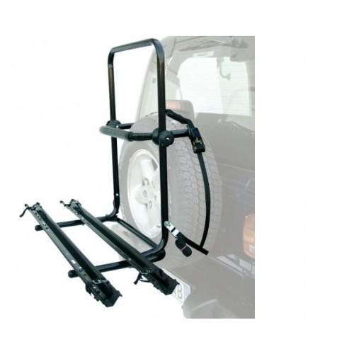 Заден багажник за велосипеди за джип Peruzzo Brennero 313