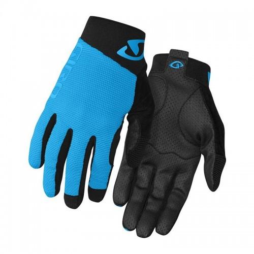Ръкавици Giro Rivet L жълт черен