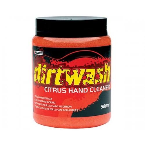 Гел за измиване на ръце Weldtite Dirtwash Citrus Cleaner