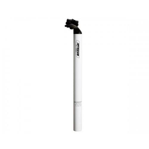 Колче седло FSA SL 250mm 31.6/350mm бял