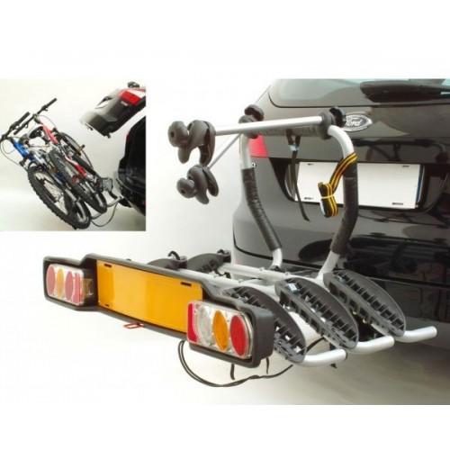 Заден багажник за велосипеди за теглич Peruzzo Siena 668/3A