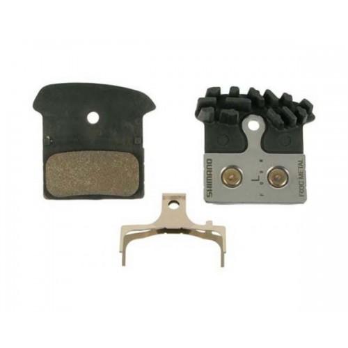 Накладки за дискови спирачки Shimano XTR BR-M985 - метални (F03C)
