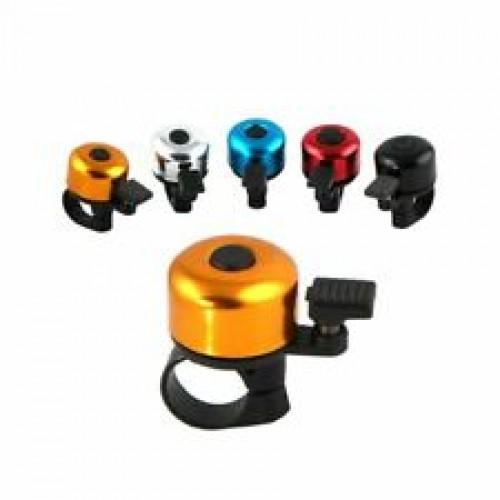 Звънец M-Wave 53mm алум. оранжев черен