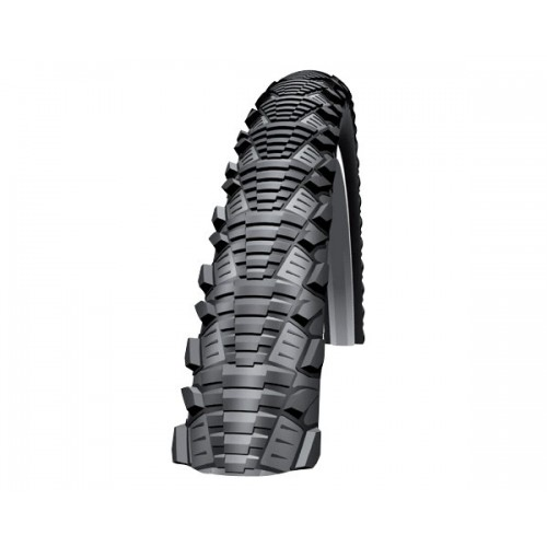 "Външна гума Schwalbe CX Comp Kevlar Guard 26"" x 2.0"""