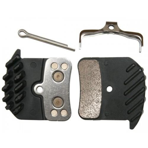 Накладки за дискови спирачки Shimano BR-M820 Metal (H03C)
