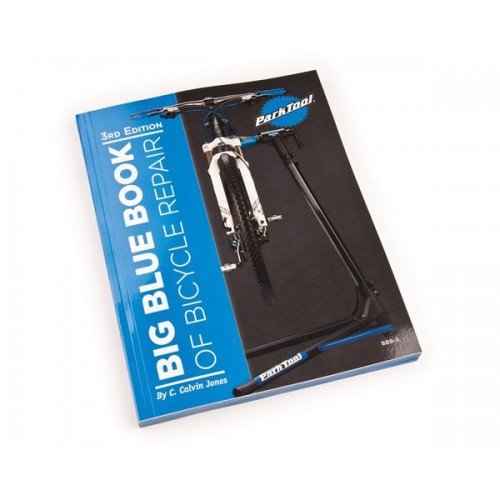 Книга Park Tool BBB-3 - Big Blue Book of Bicycle Repair