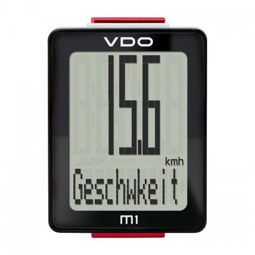 Велокомпютър VDO M1 WR