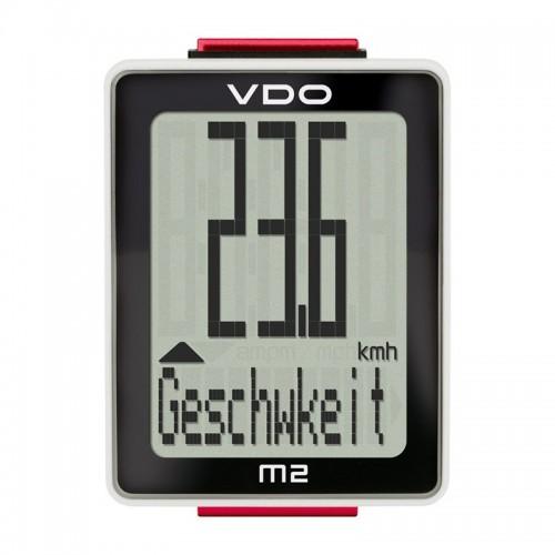 Велокомпютър VDO M2 WR