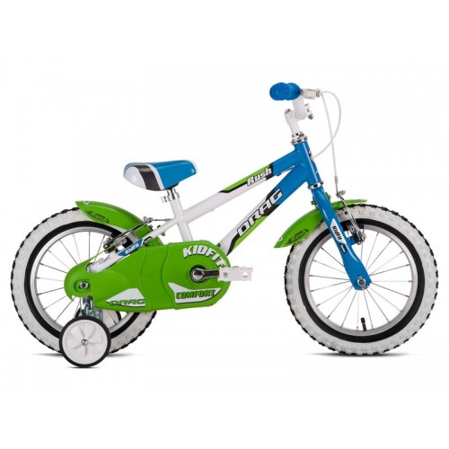 "Детски велосипед Drag Rush 14"" 2017"