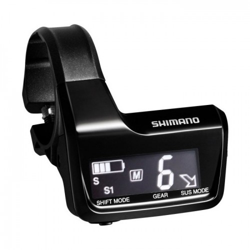 Контролер с информационен дисплей Shimano SC-MT800 за Deore XT Di2