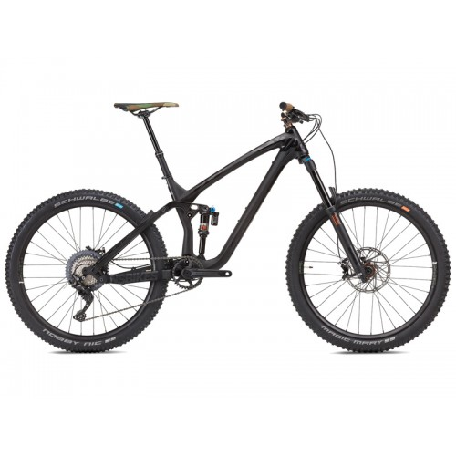 Велосипед NS Snabb 160 C2 Carbon 2018