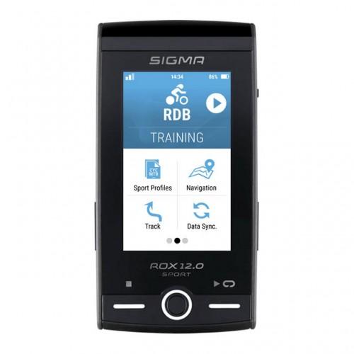 GPS велокомпютър Sigma Sport ROX 12.0 GPS
