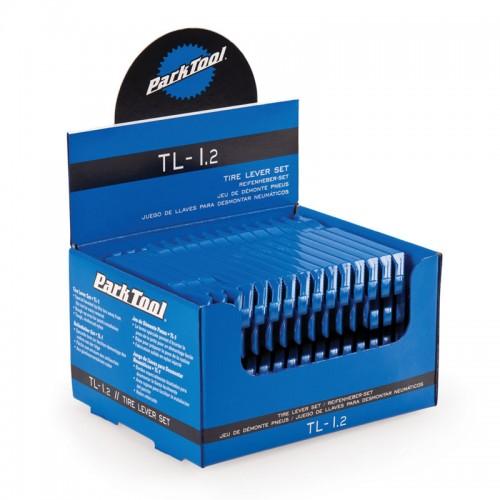 Щанги за гума в кутия Park Tool TL-1.2 25