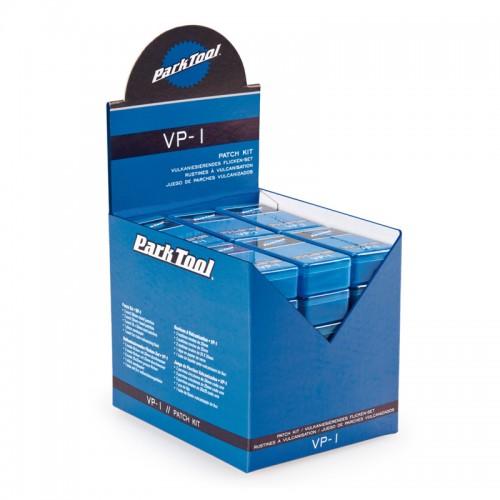 Репарационни комплекти в кутия Park Tool VP-1
