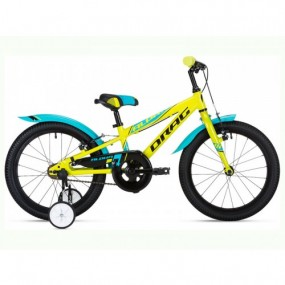 Детски велосипед Drag 18 Alpha