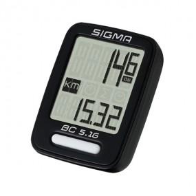 Вело компютър Sigma Sport BC 5.16