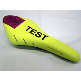 Седло Fizik Arione R3 test жълт лилав