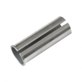 Адаптор-колче за седло 80mm сребрист