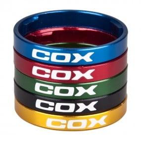 Спейсър COX Cone 28.6/5mm черен