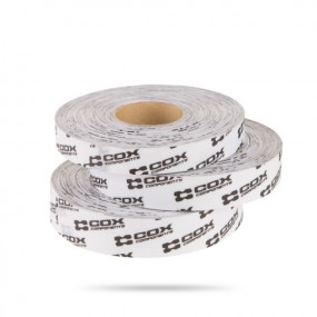 Бандажна лента COX Sticky лепяща бял ролка
