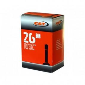 Гума вътр CST 26х1.9/2.125 AV 45mm кут