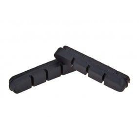Колодки гумички COX RBS-420 55mm черен road