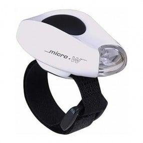 Стоп заден Sigma Micro II LED бял