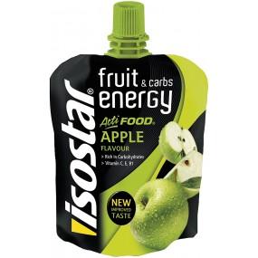 Енергиен гел IsostarActifood 90гр. ябълка