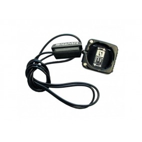 Стойка с кабел за задна капла за вело компютър Sigma Sport BC1106/1606L