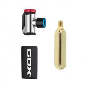 CO2 патрон с адаптор COX Fast Pump Head