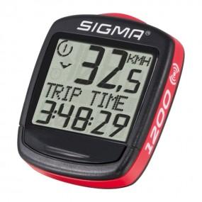 Вело компютър Sigma Sport Base 1200 WL - безжичен