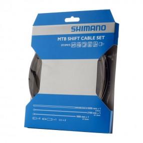 Комплект жила за скорости + броня Shimano за MTB