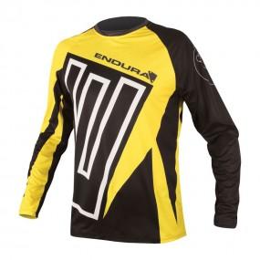 Блуза с дълъг ръкав Endura MT500 Print II Jersey