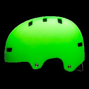 Каска Bell Local S изкрящо зелен мат