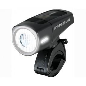 Фар преден Sigma Lightster USB CreeLed черен