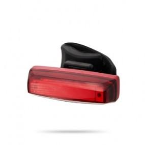 Стоп заден RideFIT Cobby Comp 35 USB червен