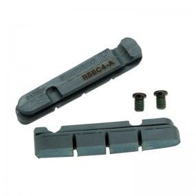 Колодки гумички за кар.капли SH R55C4-A 28mm черен