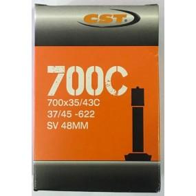 Гума вътр CST 28 37/45-700 AV 45mm кут