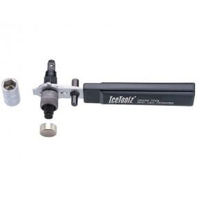 Ключ IceToolz 04A5 за вадене на курбел