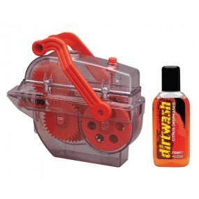 Машинка за почистване на верига + обезмаслител Weldtite Dirtwash